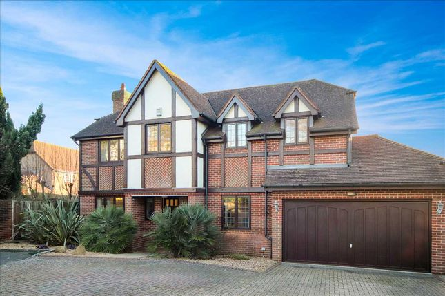 Thumbnail Detached house for sale in High Salvington, Worthing, West Sussex
