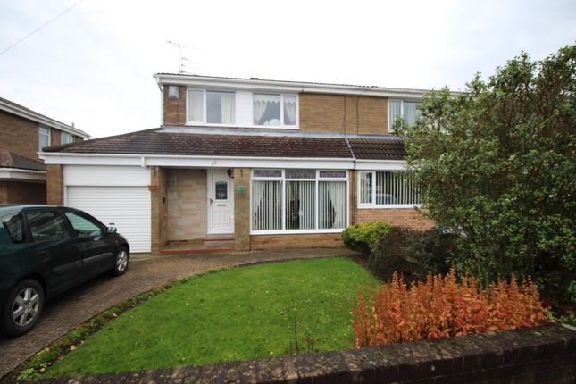 Thumbnail Semi-detached house for sale in Stanton Avenue, Blyth