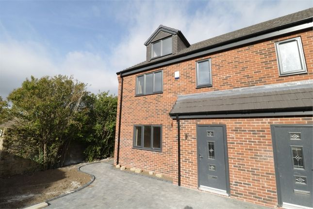 Thumbnail Semi-detached house for sale in Plot 10 Fullerton Close, Vale Road, Thrybergh, Rotherham, South Yorkshire