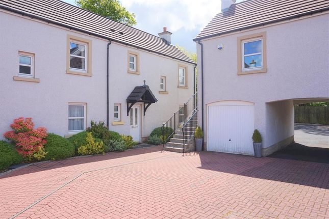 Thumbnail End terrace house to rent in Mallots View, Newton Mearns, Glasgow