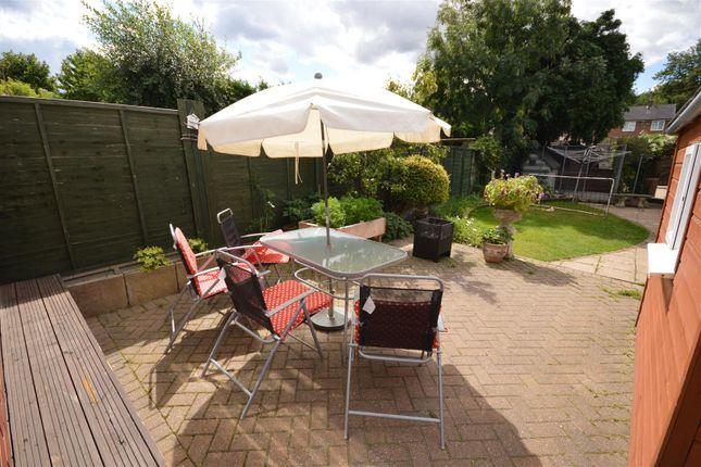 Garden of Burnham Road, Whitley, Coventry CV3