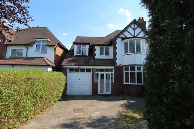 Thumbnail Semi-detached house to rent in Charlemont Road, Walsall