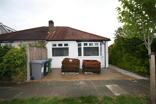 Thumbnail Semi-detached house for sale in Repton Avenue, Sudbury, Wembley