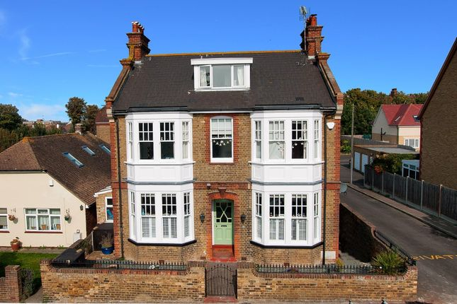 Thumbnail Detached house for sale in Elm Grove, Westgate-On-Sea
