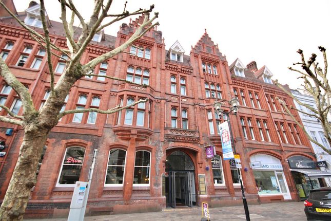 Studio to rent in Guildhall Walk, Portsmouth