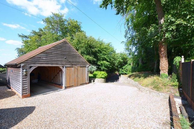 Barn Garages of Chalk Lane, East Horsley KT24