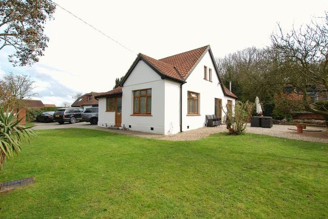 Thumbnail Detached house for sale in Hawkesbury Bush Lane, Vange, Basildon