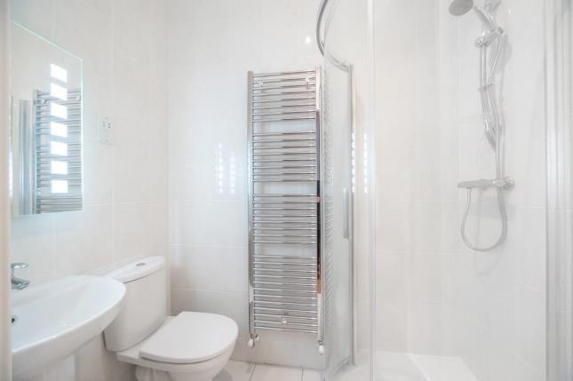Shower Room of Cadzow Street, Hamilton, South Lanarkshire ML3