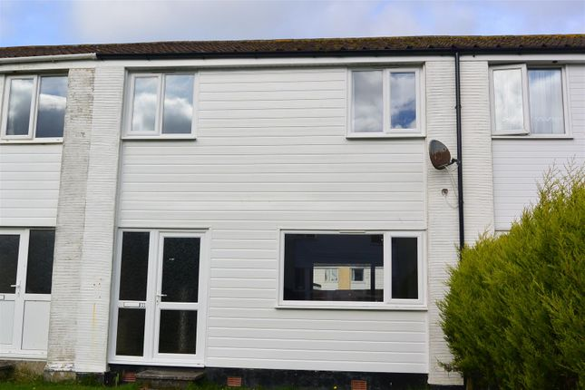 3 bed terraced house for sale in Carey Park, Killigarth, Looe