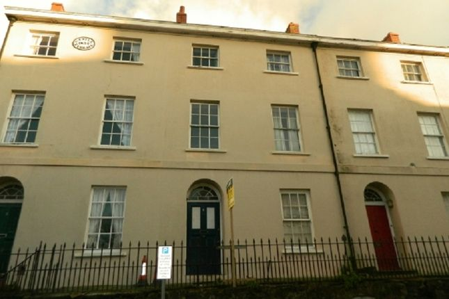 Thumbnail Flat to rent in Flat 1, 2 Castle Terrace, Haverfordwest