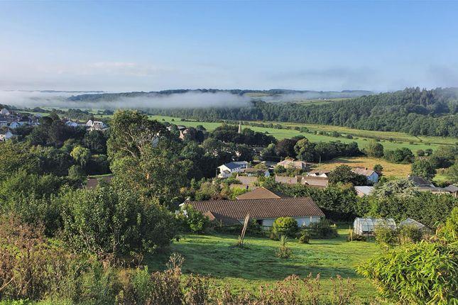 Thumbnail Land for sale in Bishops Tawton, Barnstaple