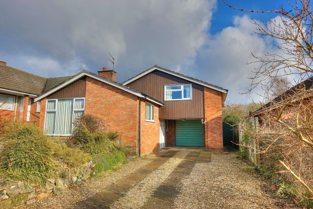 Thumbnail Detached bungalow for sale in Parsons Mead, Norwich