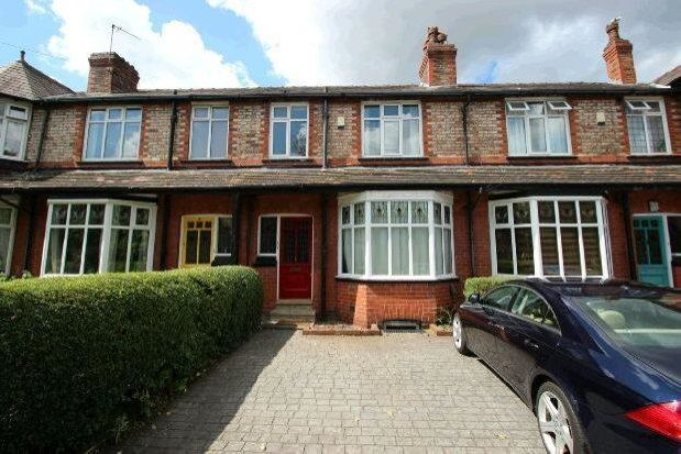 Thumbnail Terraced house to rent in Winstanley Road, Sale