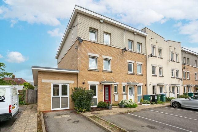 End terrace house for sale in West Gate Mews, 428 Whippendell Road, Watford, Hertfordshire