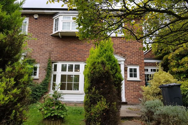 Thumbnail Town house to rent in Bittacy Hill, Mill Hill