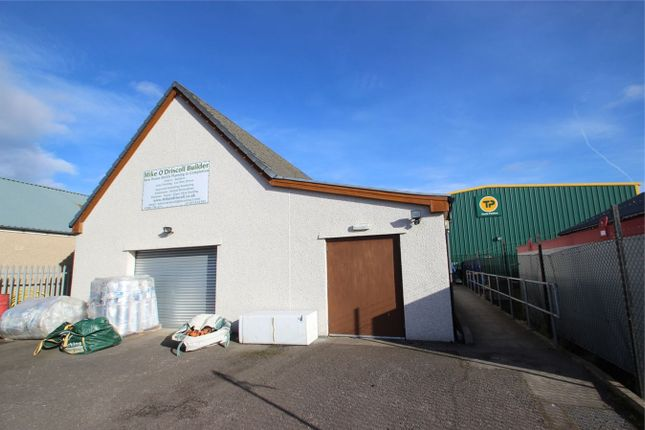 Thumbnail Commercial property to let in Chanonry Street, Elgin