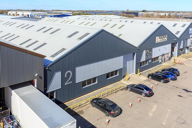 Thumbnail Warehouse to let in 3B Colwell Drive, Abingdon, South East