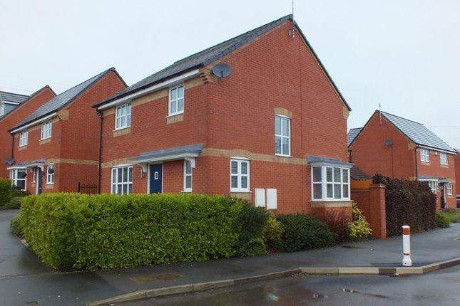Thumbnail Detached house for sale in Sandiacre Avenue, Sandyford, Stoke-On-Trent