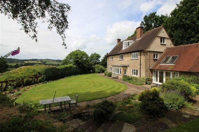 Thumbnail Detached house for sale in Vicarage Lane, Little Eaton, Derbyshire
