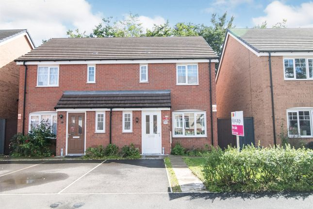 Thumbnail Semi-detached house for sale in Ansell Way, Harborne, Birmingham