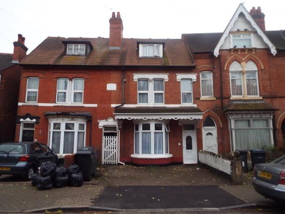 Thumbnail Terraced house for sale in Antrobus Road, Handsworth, Birmingham, West Midlands