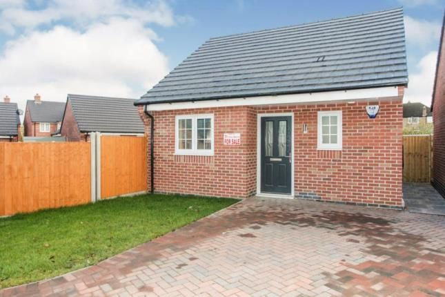 Thumbnail Bungalow for sale in Tommy Brown Close, Earl Shilton, Leicestershire
