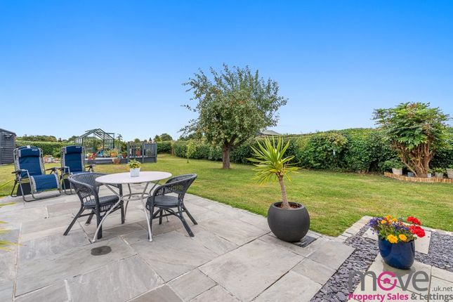 Thumbnail Detached bungalow for sale in Brook Lane, Down Hatherley