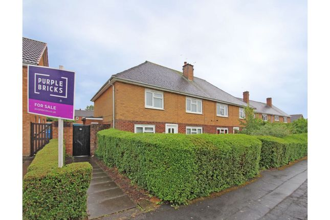 Thumbnail Flat for sale in Wilkes Road, Codsall, Wolverhampton
