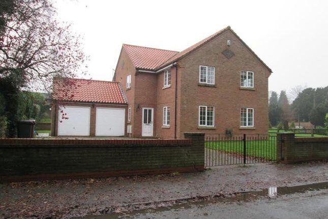 Thumbnail Detached house to rent in Kirby Misperton, Malton