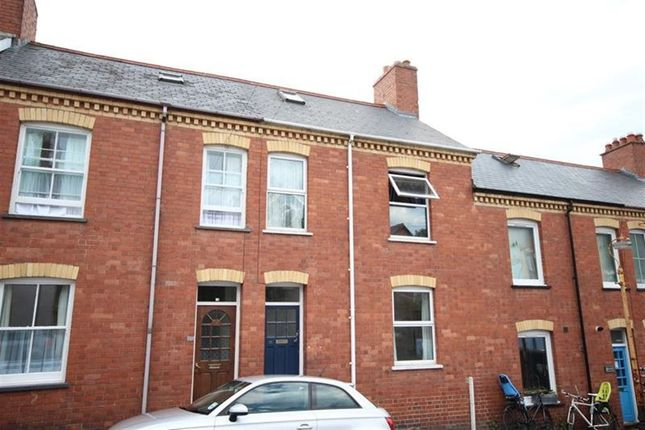Thumbnail Property to rent in Edgehill Road, Aberystwyth