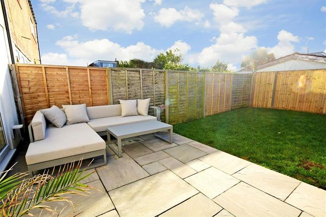 Thumbnail Terraced house for sale in South Coast Road, Peacehaven, East Sussex