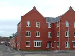 Thumbnail Flat to rent in Medley Court, Exwick, Exeter