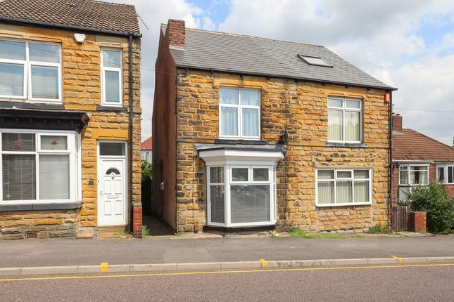 2 bed semi-detached house for sale in Mansfield Road, Sheffield S12