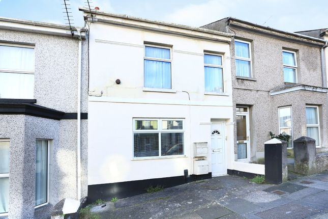 Thumbnail Flat for sale in West Hill Road, Mutley, Plymouth