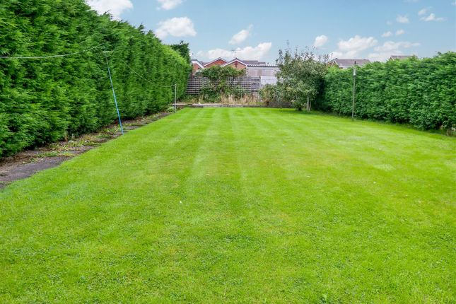Garden of Bridle Path, Stoke-On-Trent ST2