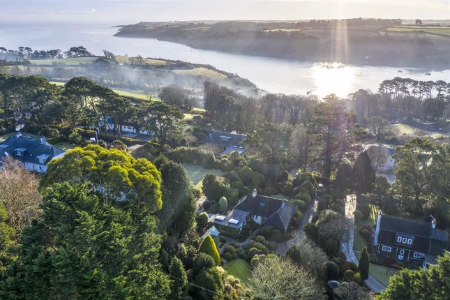 Thumbnail Detached bungalow for sale in Bar Road, Helford Passage Hill, Mawnan Smith, Falmouth