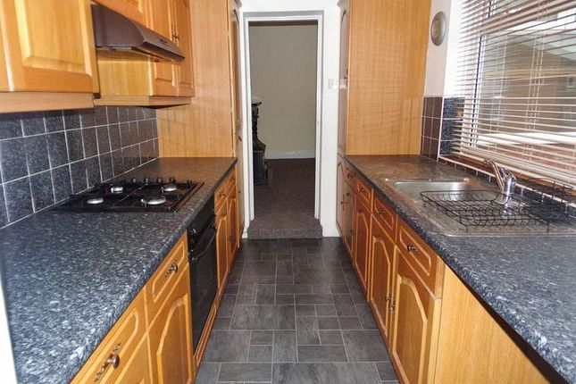 Thumbnail Flat to rent in Pioneer Terrace, Bedlington