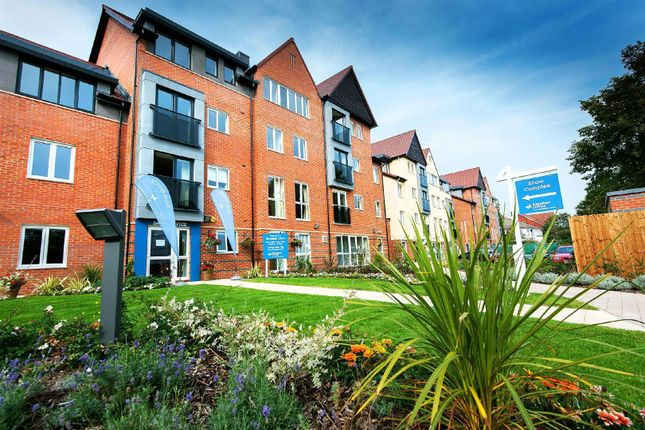 Thumbnail Flat for sale in Brunlees Court, Cambridge Road, Southport.