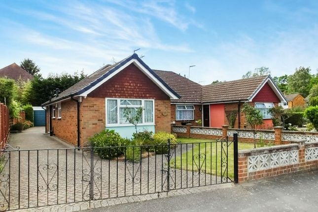 3 bed semi-detached bungalow for sale in Heath Drive, Brookwood, Woking