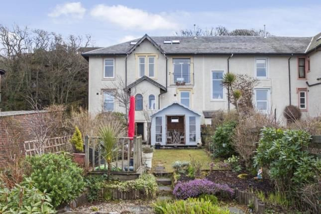 Thumbnail Terraced house for sale in Shore Road, Skelmorlie, North Ayrshire