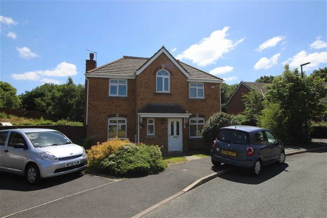 Thumbnail Detached house for sale in Crowther Drive, Winstanley, Wigan