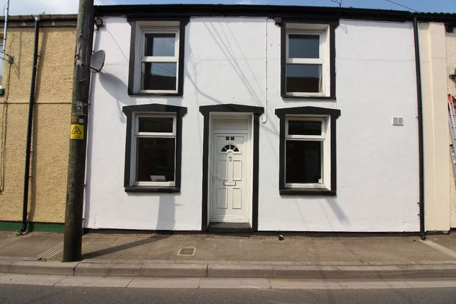 Thumbnail Terraced house for sale in Fforchaman Road, Cwmaman, Aberdare