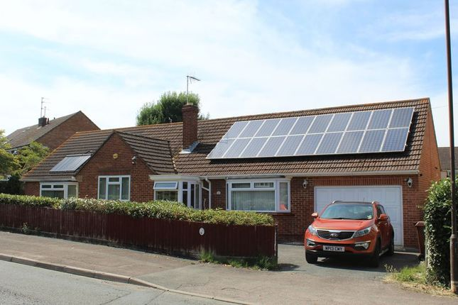 Thumbnail Detached bungalow for sale in Brookfield Road, Churchdown, Gloucester