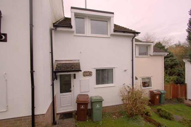 Thumbnail Terraced house to rent in Lake View Close, Plymouth