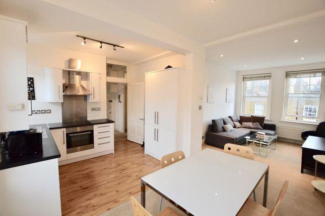 Thumbnail Flat to rent in Harcourt Street, London