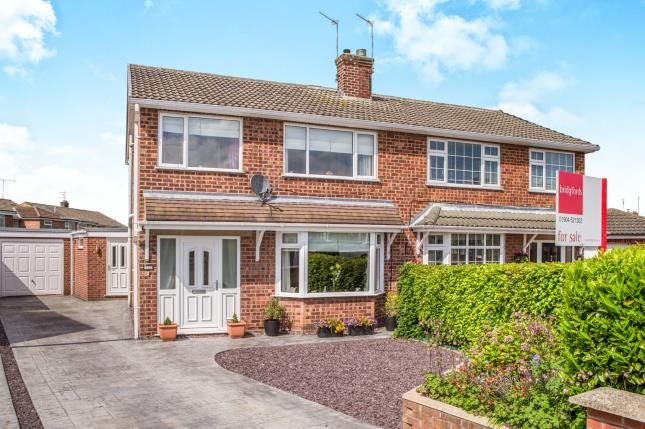 Thumbnail Property for sale in Eastfield Court, York, North Yorkshire, England