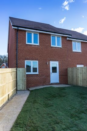 Thumbnail Terraced house for sale in Horseshoe Crescent, Ferndown