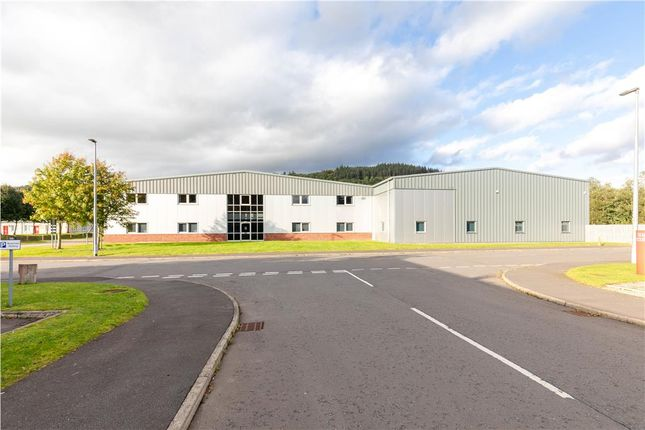 Thumbnail Industrial for sale in Unit 8, Cavalry Park, Peebles