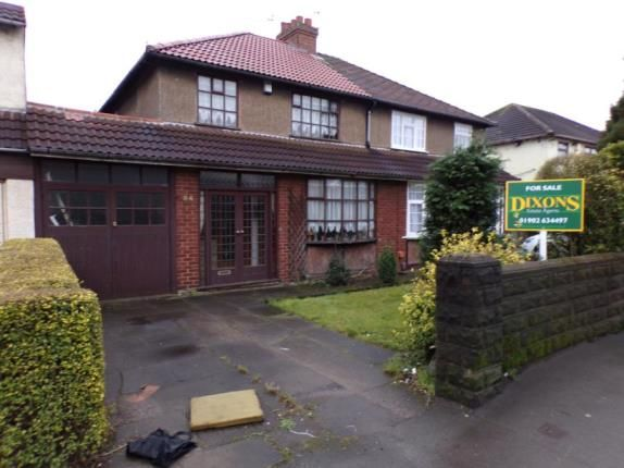 Thumbnail Semi-detached house for sale in High Road, Willenhall, West Midlands