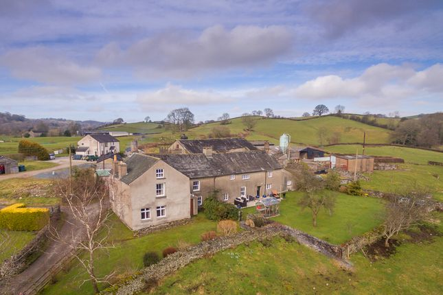 6 bed farmhouse for sale in Fallen Yew, Underbarrow, Kendal, Cumbria